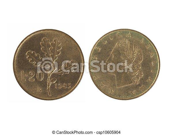 Moneda - csp10605904