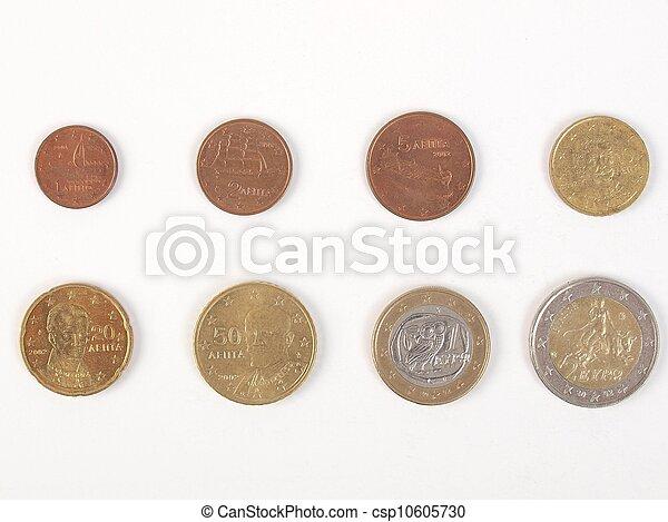Moneda - csp10605730