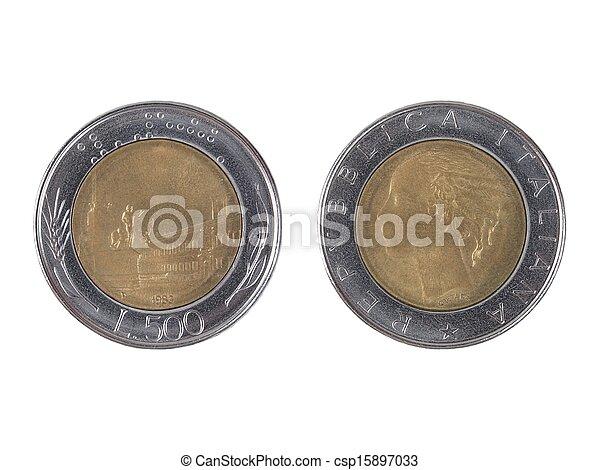 Moneda - csp15897033