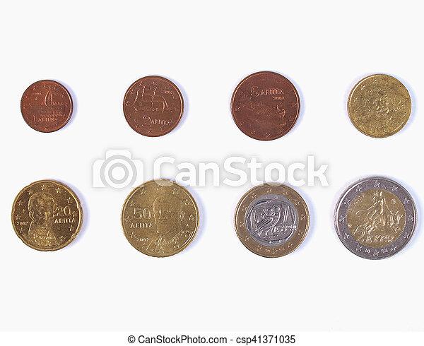 Moneda - csp41371035