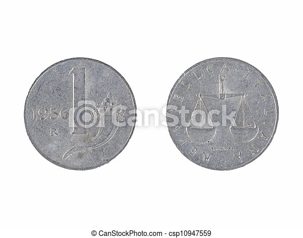 Moneda - csp10947559