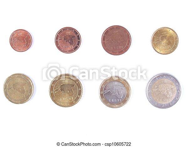 Moneda - csp10605722