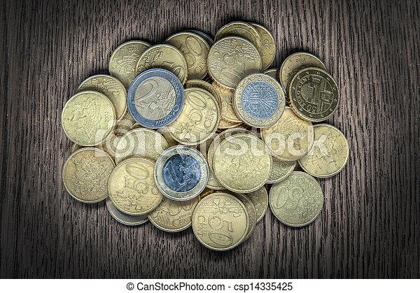 Moneda - csp14335425