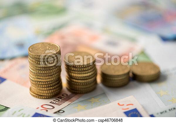 Moneda - csp46706848