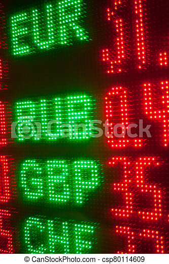 moneda, rate., intercambio - csp80114609