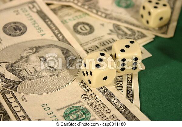 Money and Dice - csp0011180