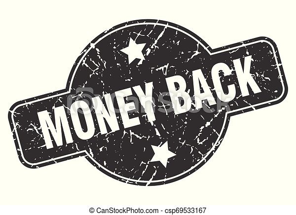 money back - csp69533167