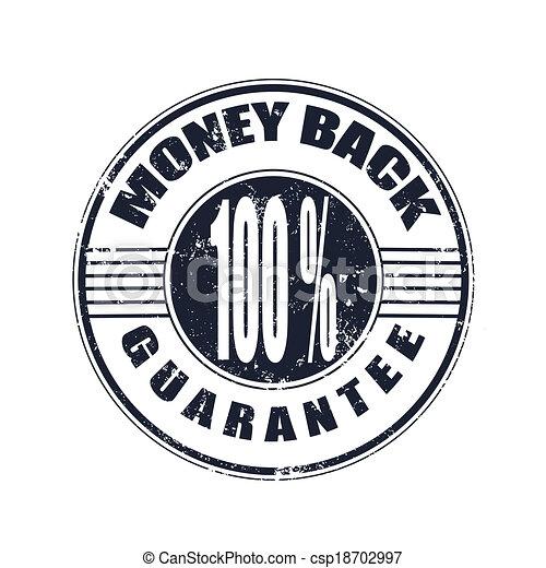 money back - csp18702997