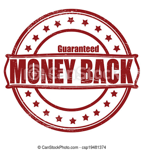 Money back - csp19481374