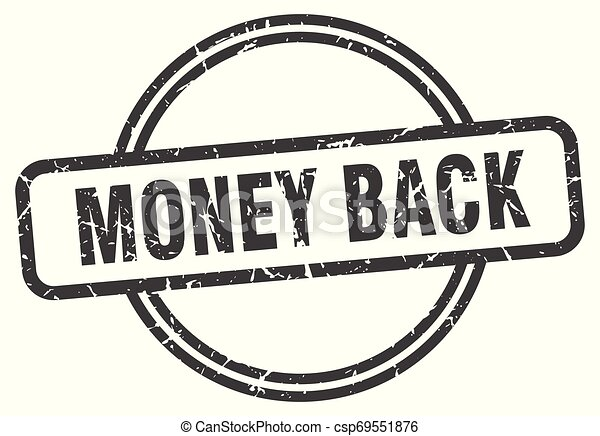 money back - csp69551876