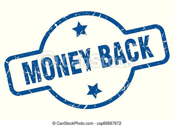 money back - csp69567672