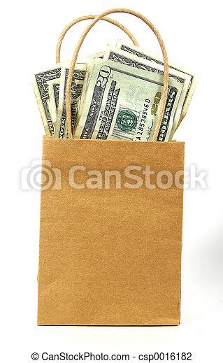 Money Bag 2 - csp0016182
