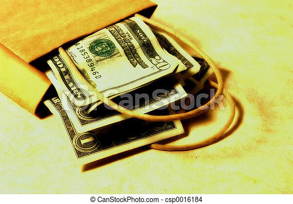 Money Bag 3 - csp0016184