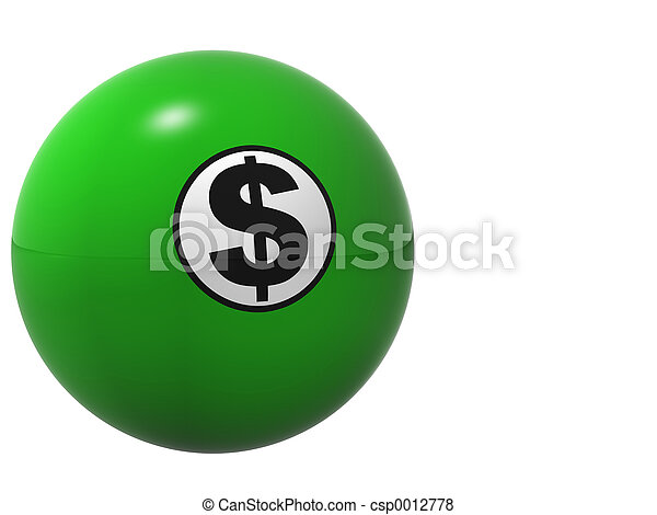 Money Ball - csp0012778