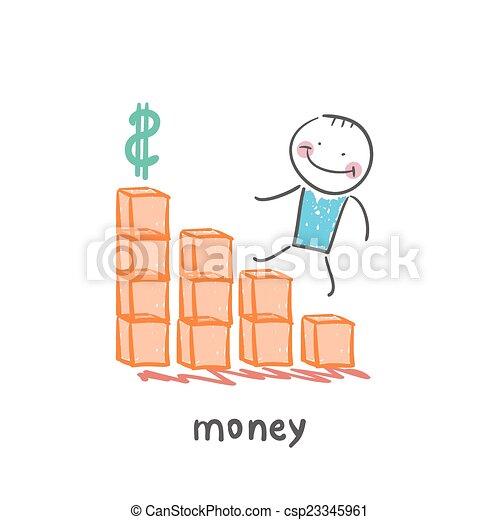 money - csp23345961