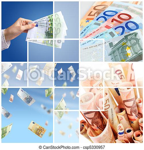 Money concept. - csp5330957