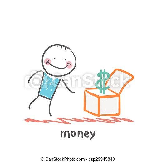 money - csp23345840
