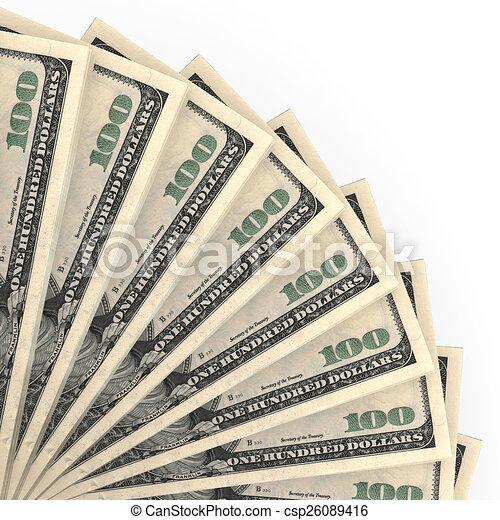 how to make a money fan