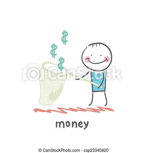 money - csp23345920