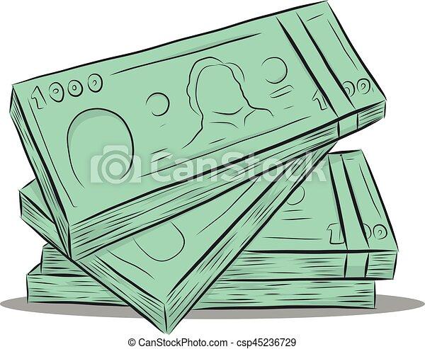 money - csp45236729
