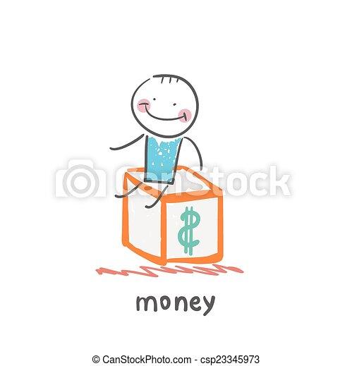 money - csp23345973