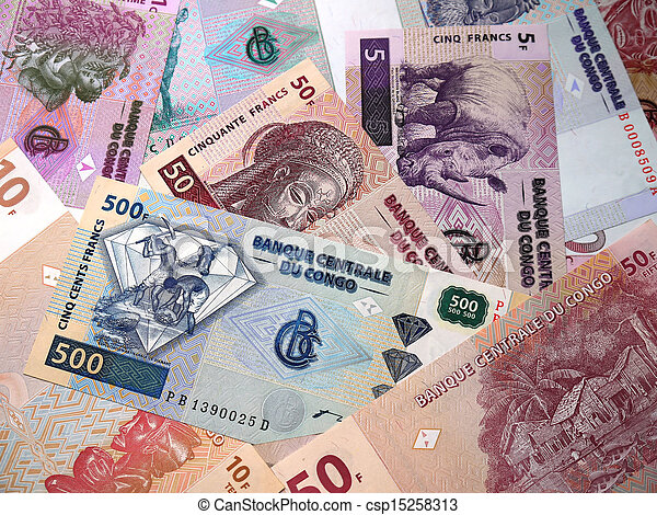 Money is the Democratic Republic of - csp15258313