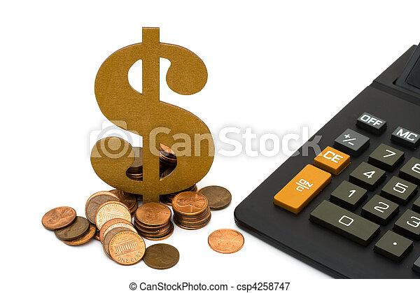 Money Matters - csp4258747