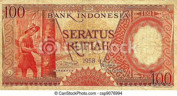 Money of Indonesia - csp9076994