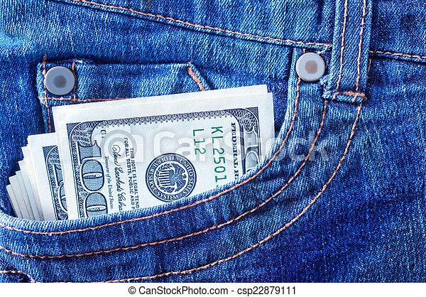 money - csp22879111