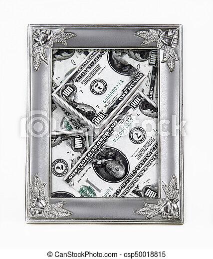 Money - csp50018815