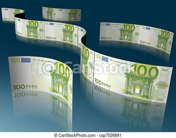 money - csp7026891