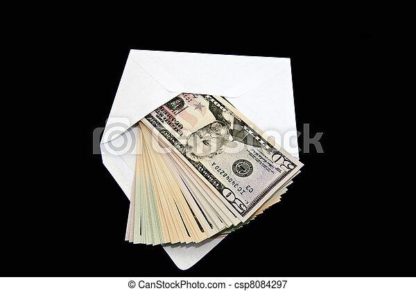 Money - csp8084297
