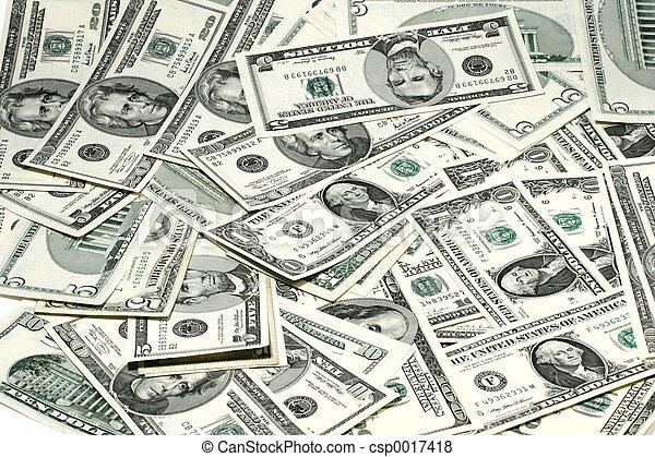 Money - csp0017418