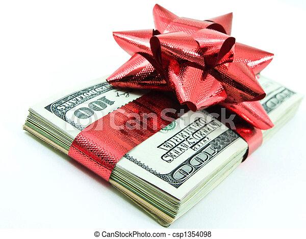 money - csp1354098