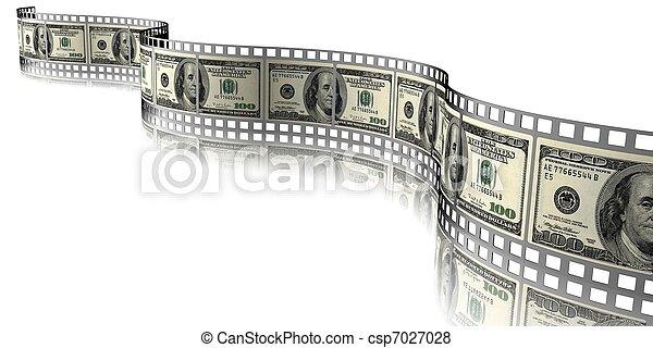 money - csp7027028