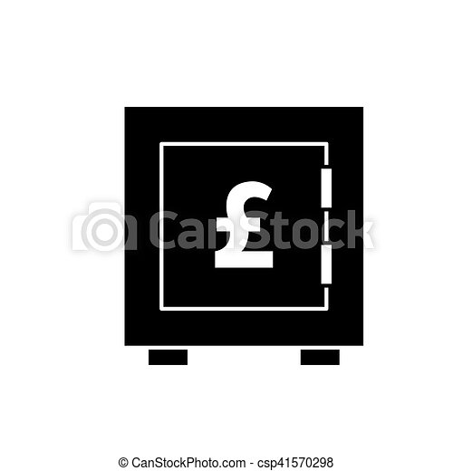 Money Pound Icon Or Flat Sign National Uk Currency Symbol Eps