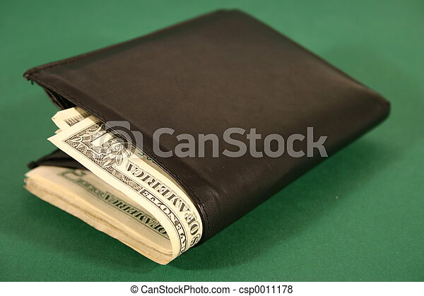 Money Purse I - csp0011178
