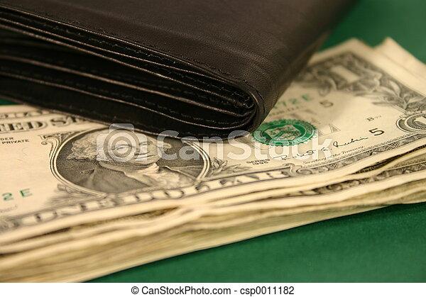 Money Purse II - csp0011182
