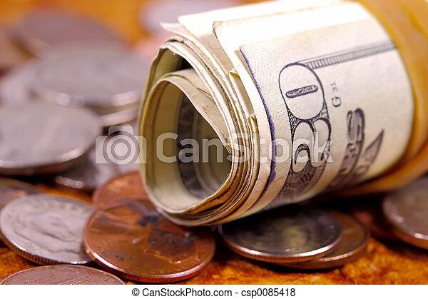 Money Roll - csp0085418
