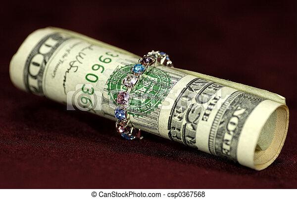 Money Roll - csp0367568