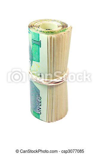 money roll - csp3077085