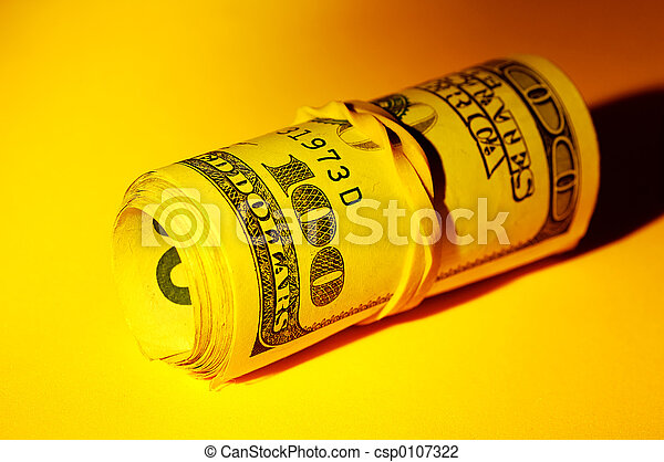 Money Roll - csp0107322