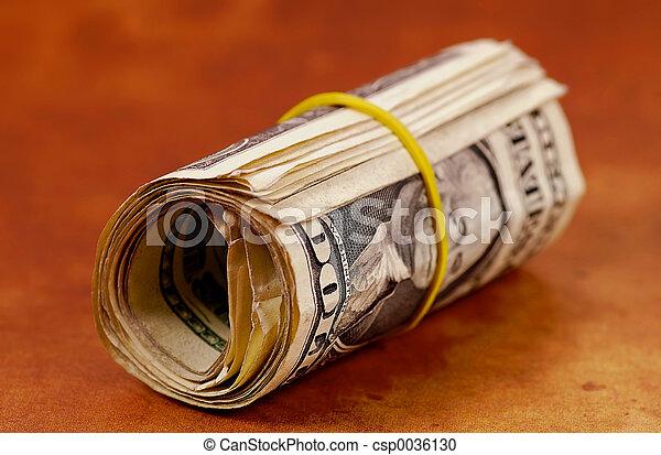 Money Roll - csp0036130