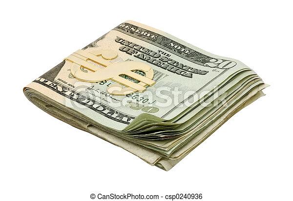 Money - csp0240936