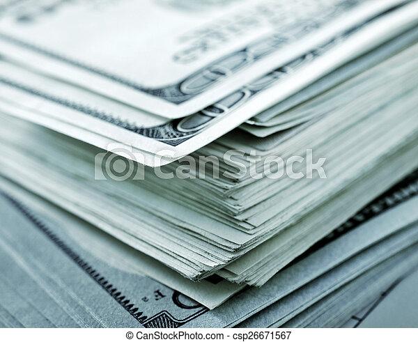 money - csp26671567