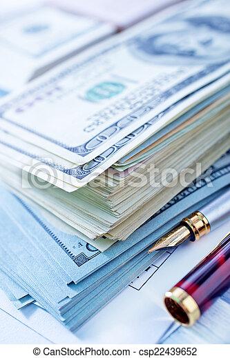 money - csp22439652