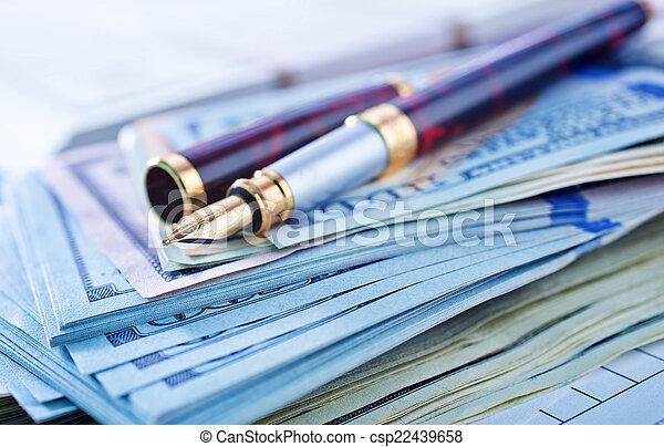 money - csp22439658