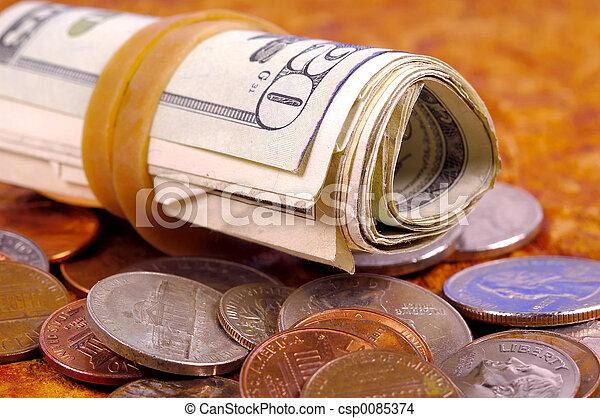Money - csp0085374