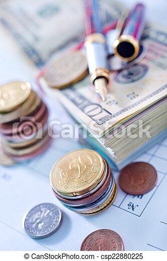 money - csp22880225