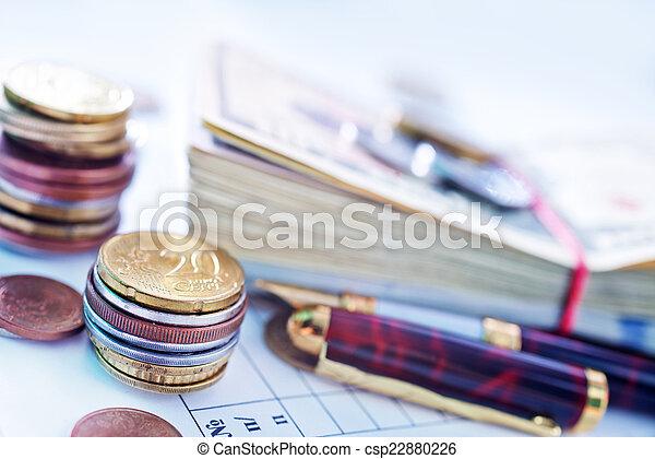 money - csp22880226
